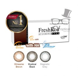 FreshKon® Alluring Eyes -Daily (10Lenses)