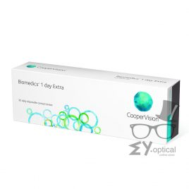 Cooper Vision® Biomedics® 1-Day Extra