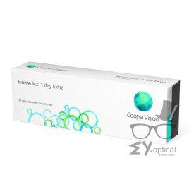 Cooper Vision® Biomedics® 1-Day Extra