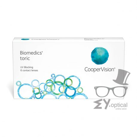 Biomedics Toric for Astigmatism