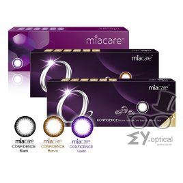 Miacare™ CONFiDENCE Color Daily Classic