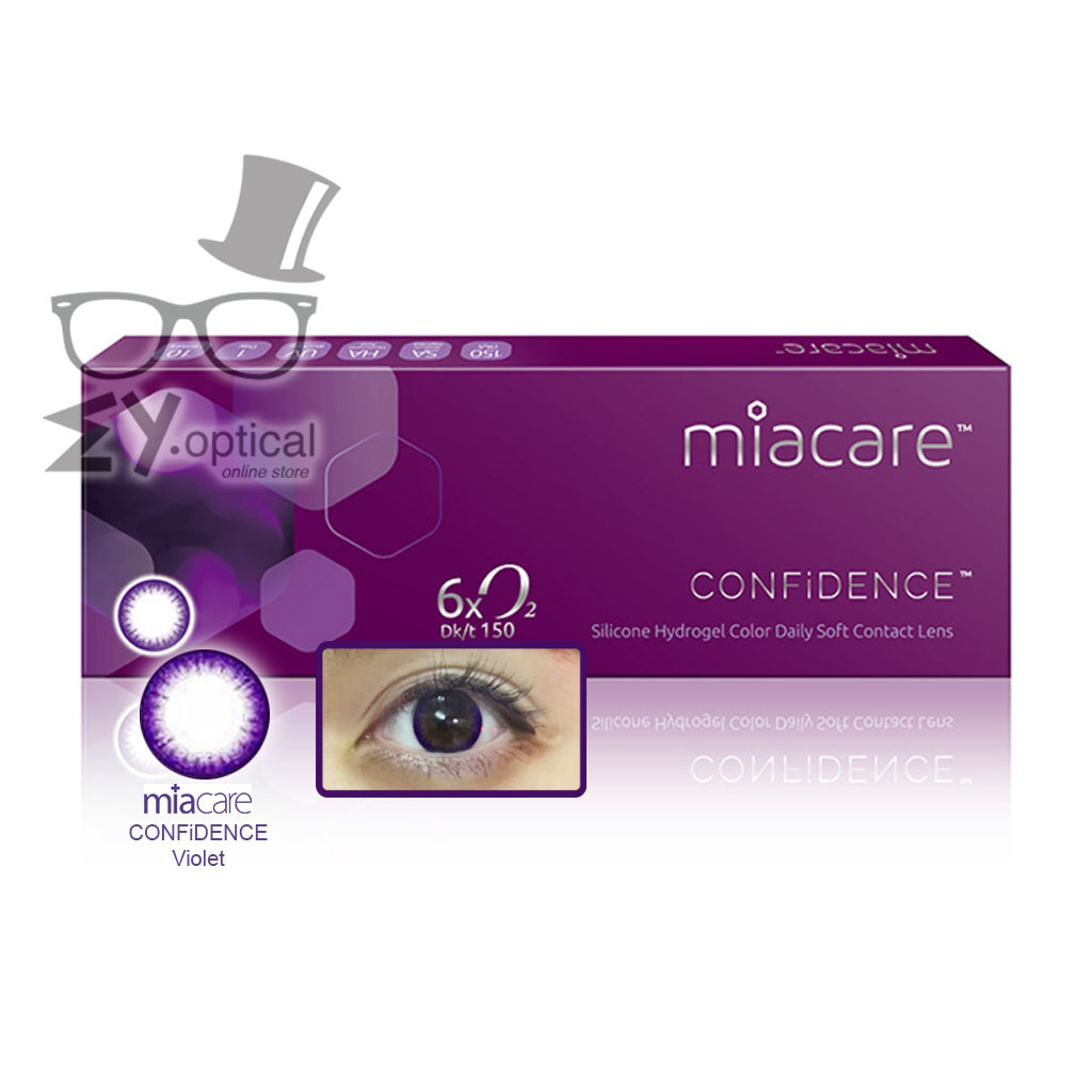 Using Colour With Confidence: Miacare™ CONFiDENCE Color -Daily