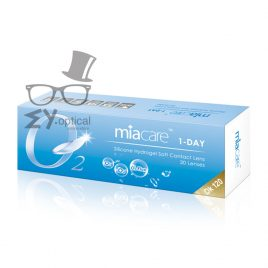 Miacare™ Silicone Hydrogel -Daily