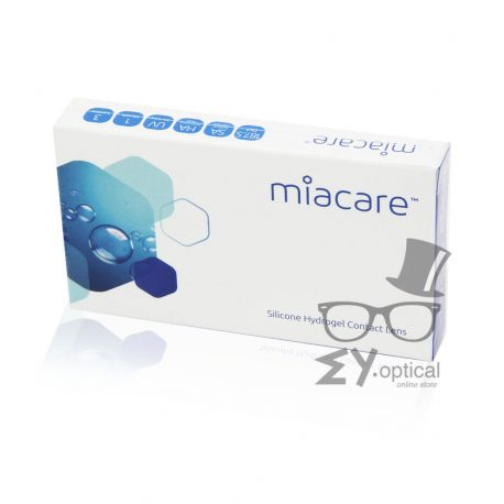 Miacare Silicone Hydrogel-Monthly
