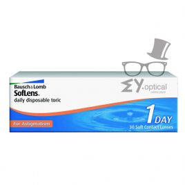Soflens® Daily Disposable Toric for Astigmatism