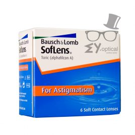 SofLens® Toric for Astigmatism