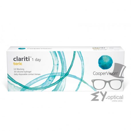 Clarity 1 Day for Astigmatism