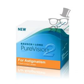 PureVision®2  Toric for Astigmatism