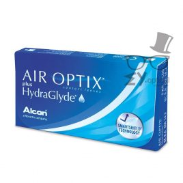 AIR OPTIX® Hydra Glyde Contact Lenses