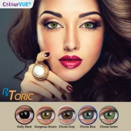 ColourVUE® Rx Toric Color Lens